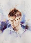 Portrait 32x40cm
