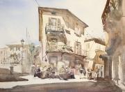 Bellagio, 56x76cm