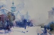 Zima we Lwowie
