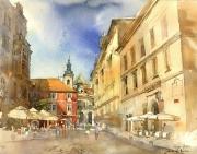 Praga Karlova ulice zmn